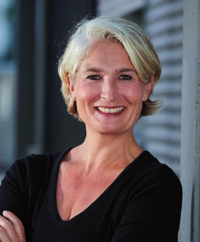 Physiotherapeutin Eva Fiege