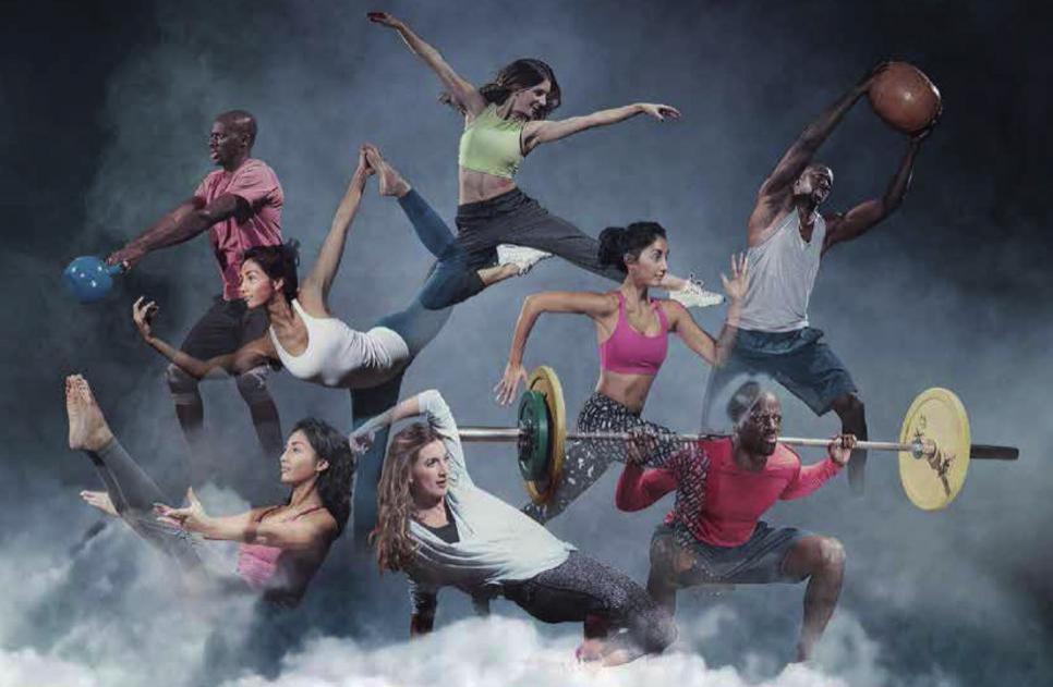 Bewegung und Sport in all seinen Facetten