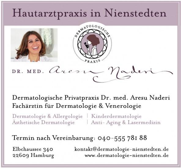 Dr. med. Aresu Naderi Hautarztpraxis in Nienstedten