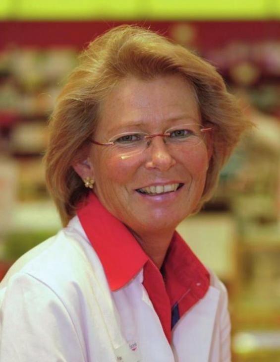 Frauke Haufe, Fachapothekerin für Offizinpharmazie