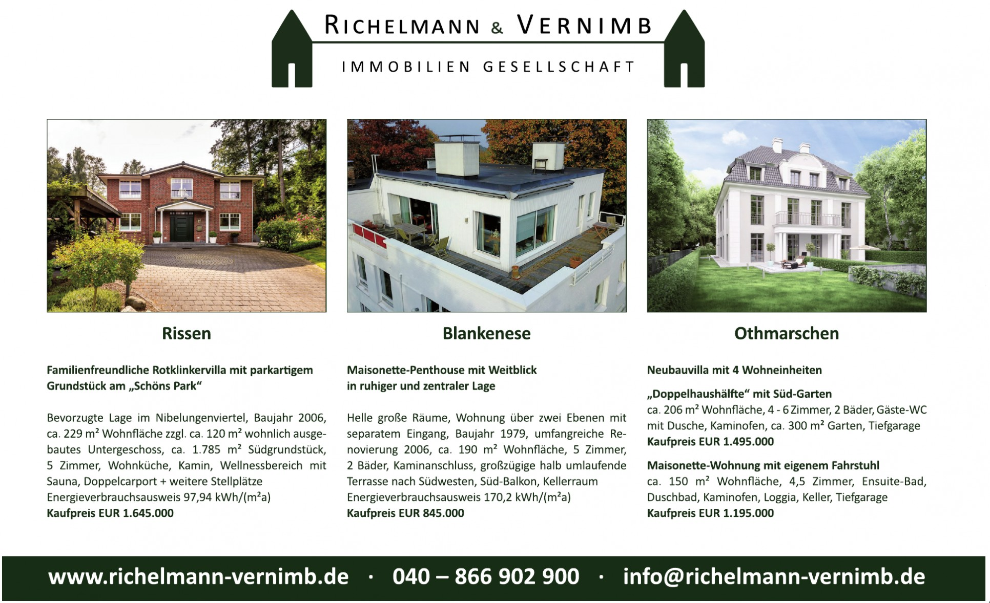 Richelmann & Vernimb Immobilien GmbH