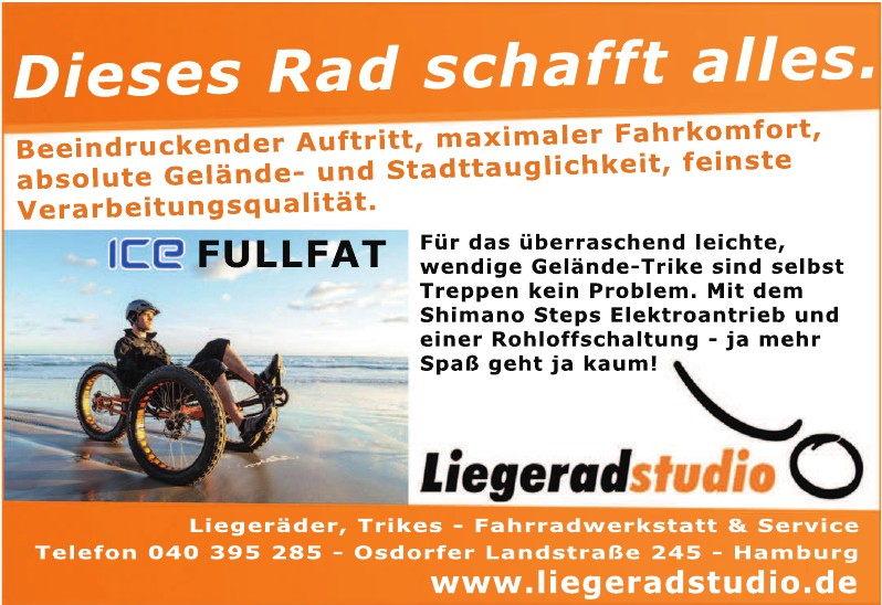 Liegeradstudio Hamburg