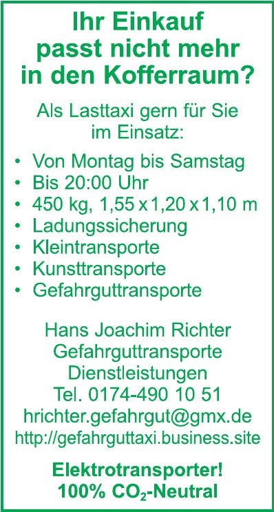 Hans Joachim Richter