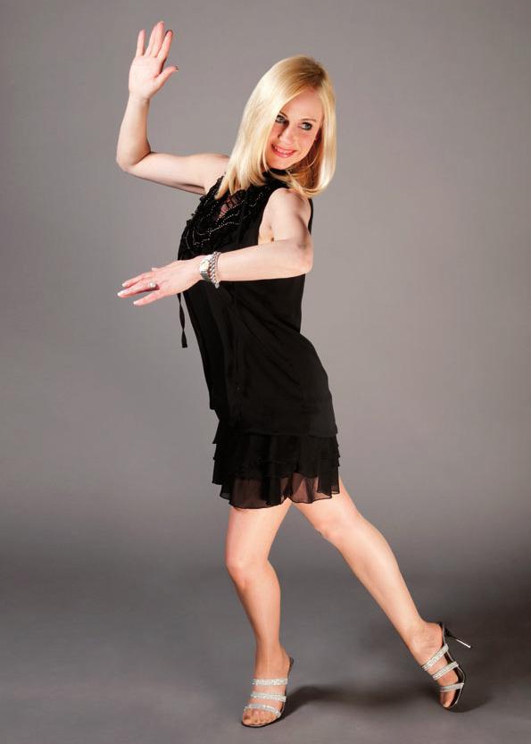 Tanzen lernen mit Pia David