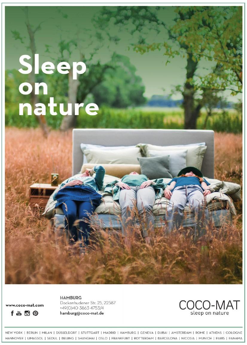 Coco-Mat Sleep on Nature