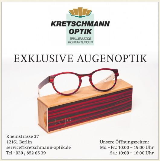 Kretschmann Optik