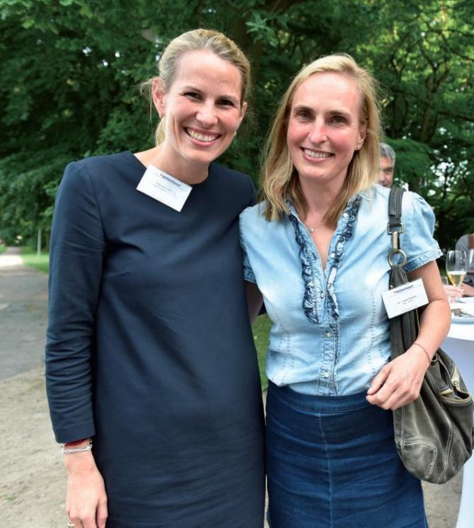 Kerstin Heyng (Engel & Völkers), HNO-Ärztin Dr. Inke Wiehe