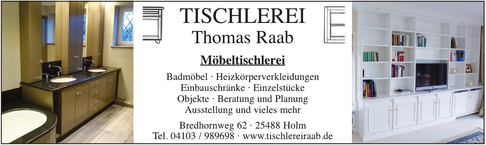 Tischlerei Thomas Raab