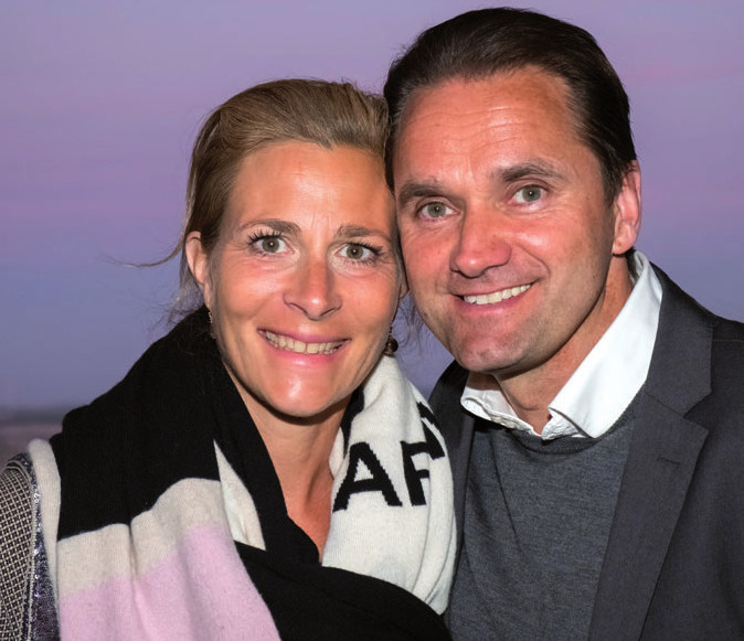 Sven Berg und Friederike Barbrock-Berg