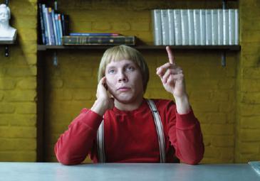 """""""Präsident"""" Klaus im Bunker ... KATASKOP FILMPRODUKTION & GEISSENDÖRFER FILM- UND FERNSEHPRODUKTION KG (C)2015"""
