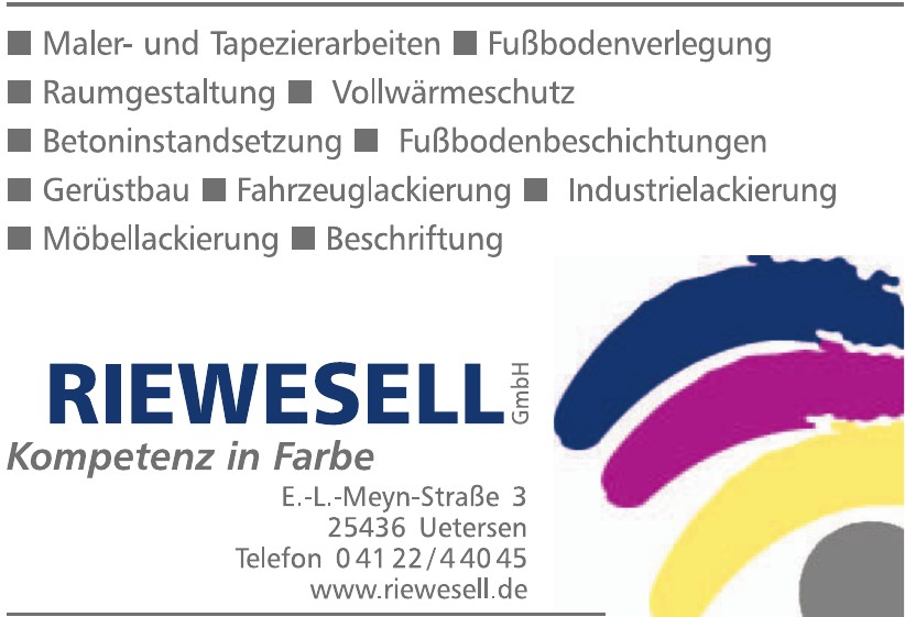 Riewesell GmbH