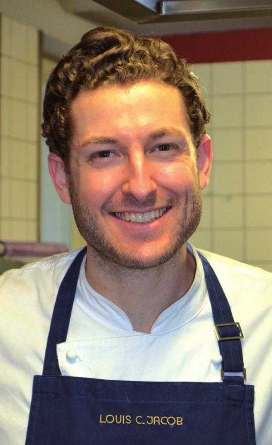 Mit 30 Jahren als Azubi in der Jacobs-Küche – Peter Stingl