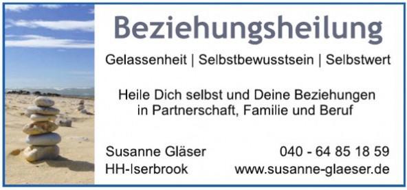Susanne Gläser - Beziehungsheilung