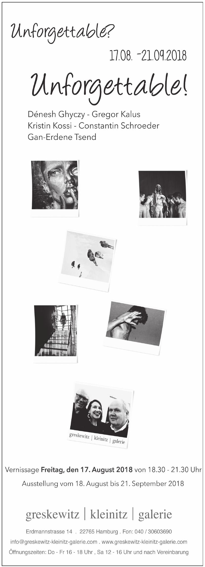 greskewitz | kleinitz | galerie