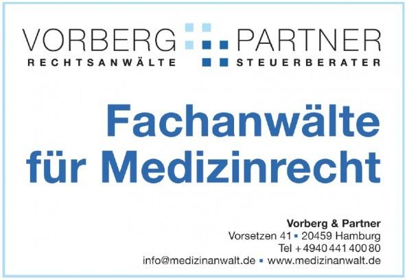 Vorberg & Partner Rechtsanwälte, Steuerberater (PartGmbB)
