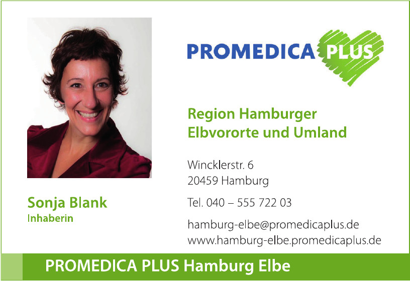 PROMEDICA PLUS Hamburg Elbe