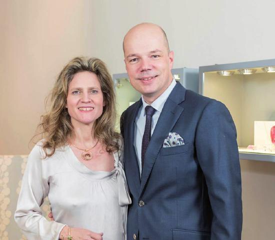 Christina und Volker Carstens