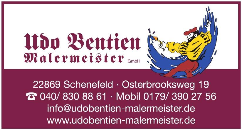 Malermeister Udo Bentien GmbH