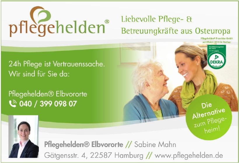 Pflegehelden® Hamburg - Elbvororte