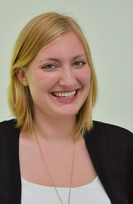 Johanna Lea Rädecke geht auf jeden Fall zur Bundestagswahl