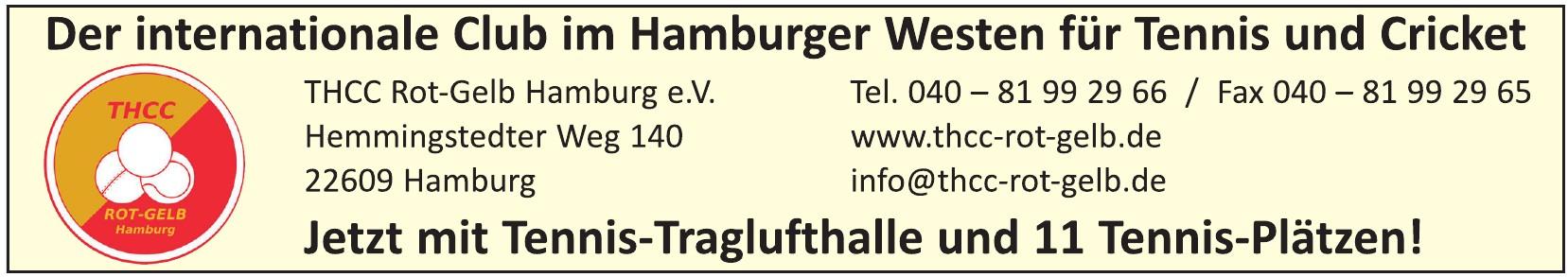 THCC Rot-Gelb Hamburg e.V.