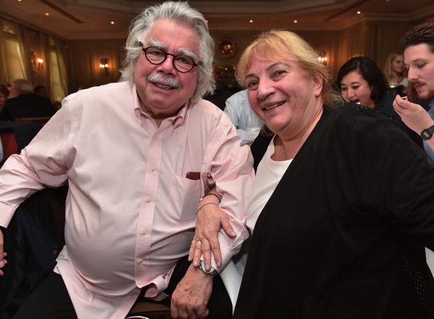 Fotografen-Legende Volker Hinz mit Ehefrau Dr. Henriette Näth-Hinz