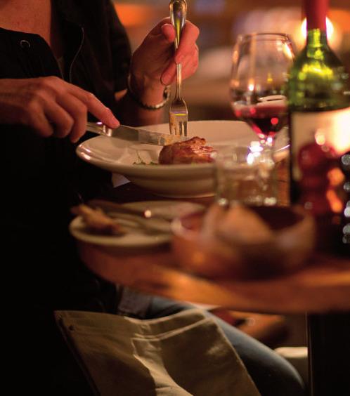 Speisen und Weine in perfekter Symbiose ... FOTO: MALZKORNFOTO/HAMBURG