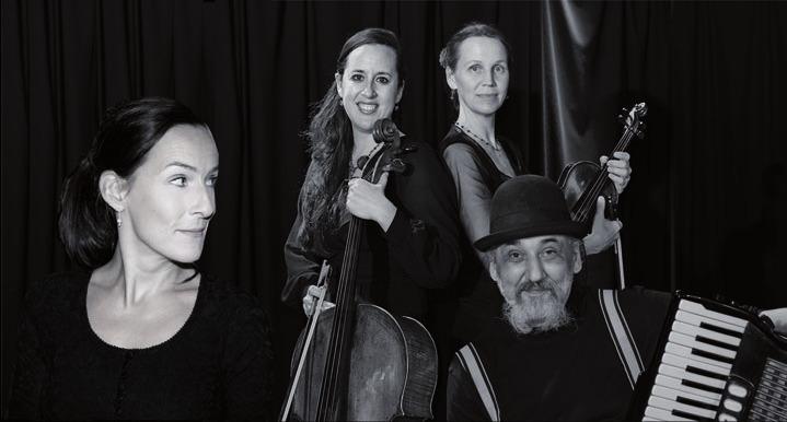 Tangoinpetto mit Ulrike Hanitsch