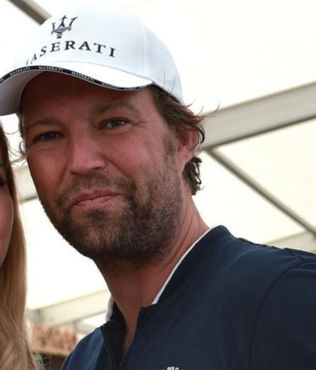 Sven Schneider: Für Maserati im Sattel