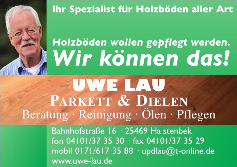 Uwe Lau Parkett & Dielen