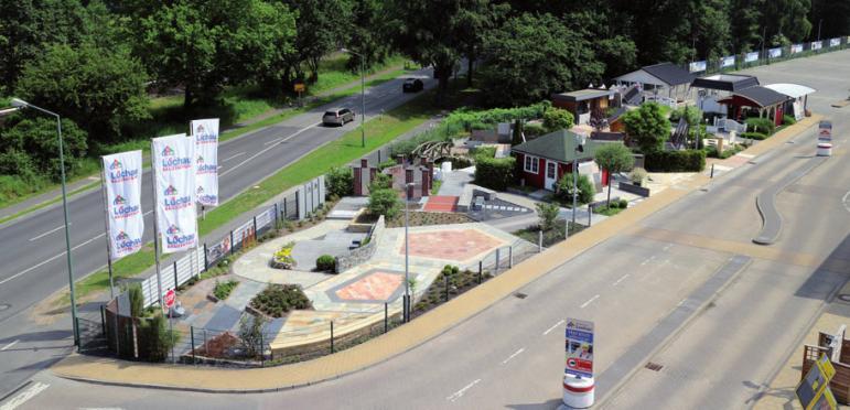 Am 21. April lädt das Lüchau Bauzentrum in Wedel zum großen Outdoor-Living-Tag ein