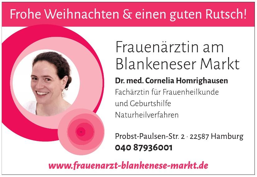 Frauenärztin am Blankeneser Markt