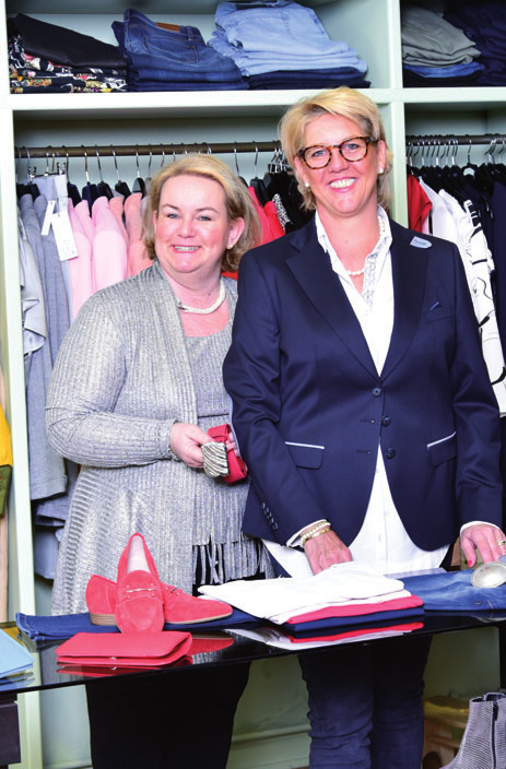Katrin Weisbrod und Birgit Euler-Engelhardt von Markt 26