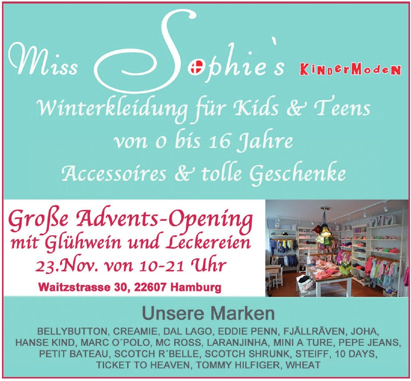 Miss Sophies Kindermoden