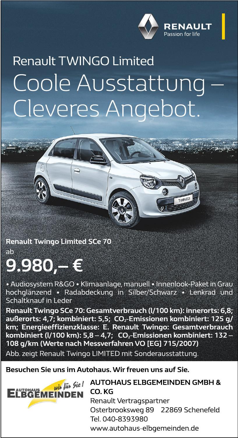 Autohaus Elbgemenden GmbH & Co.KG