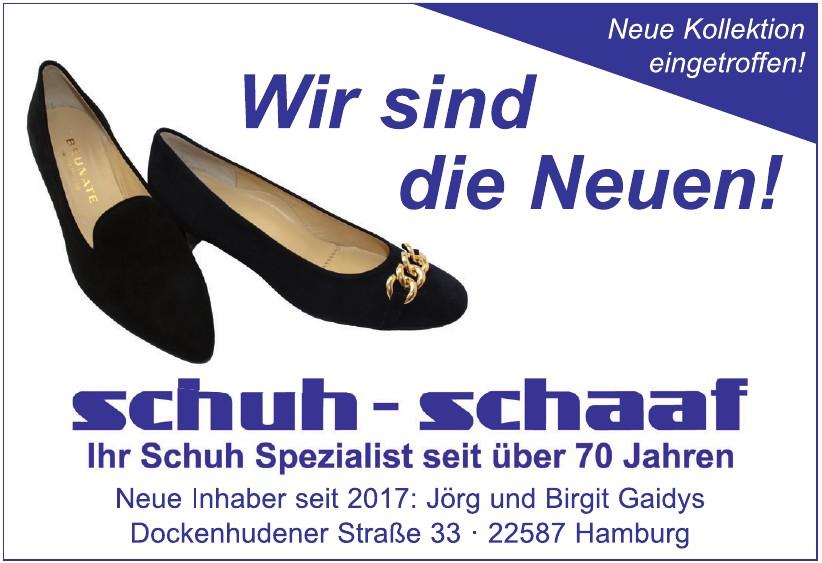 schuh-schaaf
