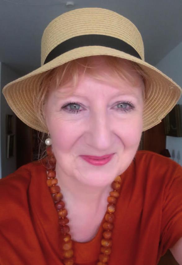 """""""Carpe Diem – nutze den Tag mit Optimismus, Vertrauen und Verlässlichkeit"""" lautet das Motto von Bianka Kolshorn"""