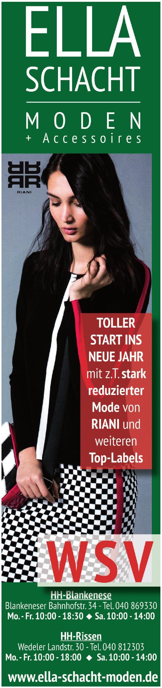 Ella Schacht Moden + Accessiores