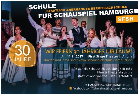 Schule für Schauspiel Hamburg