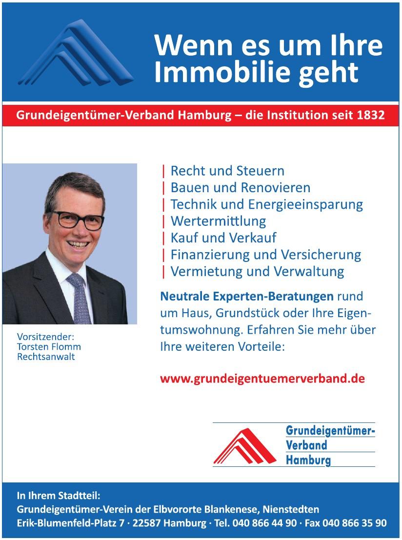 Grundeigentümer Verband Hamburg