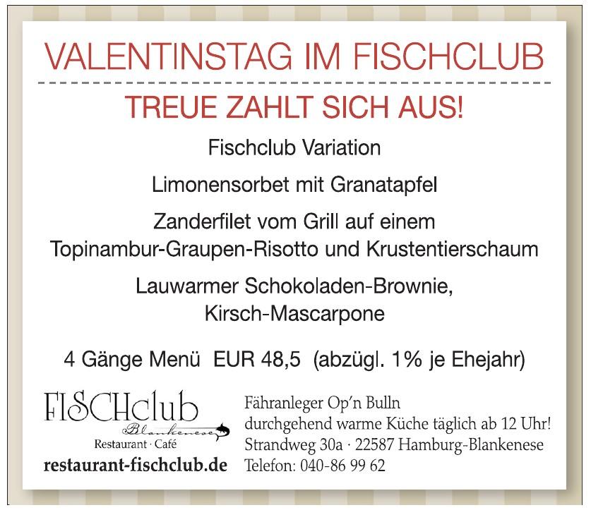 FISCHclub