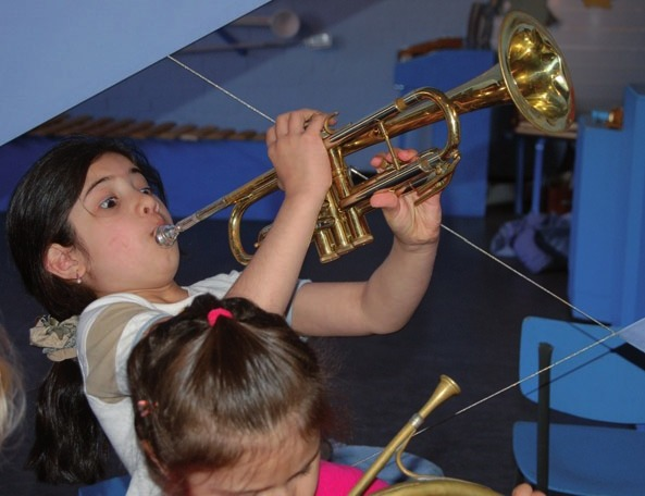 Trompete spielen lernen im Konservatorium in Sülldorf