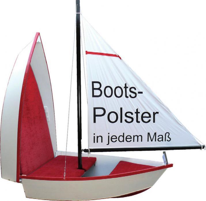Polster für jeden Bedarf – auch für Boote