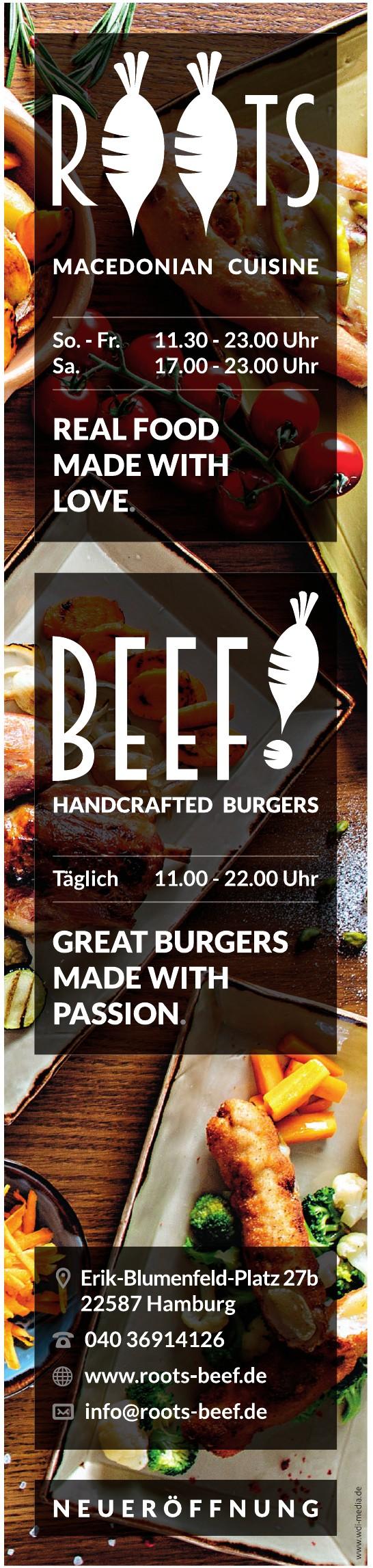 Roots & Beef