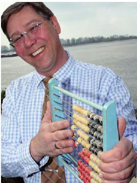 Nachhilfe-Experte Kai Pöhlmann von Abacus