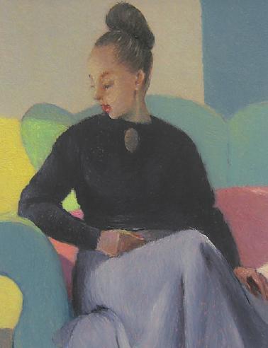 """""""Figura di donna"""", 1953"""