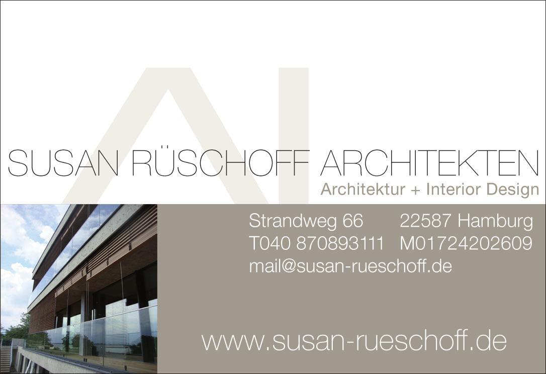 SUSAN RÜSCHOFF ARCHITEKTEN