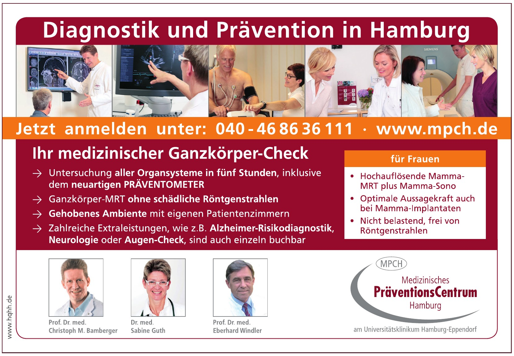 Medical Prevention Center Hamburg (MPCH)