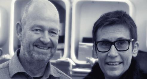 Thomas Warnecke und Heike Faßbender