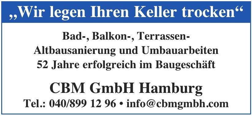 CBM GmbH Hamburg